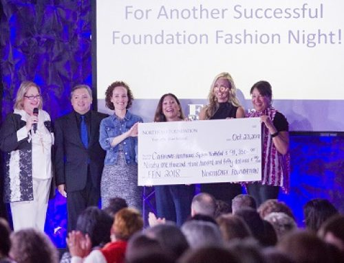 Largest Foundation Fashion Night Raised Over $91,000 to Benefit Our Hospital